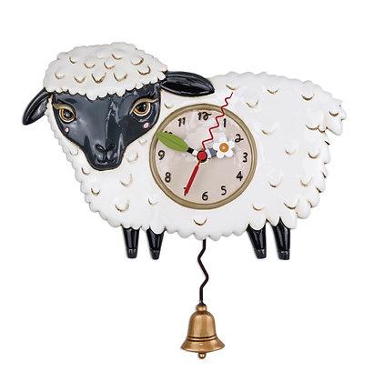 Sheep Pendulum Clock