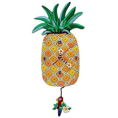Pineapple Pendulum Clock