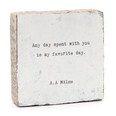 Favorite Day Quote Block