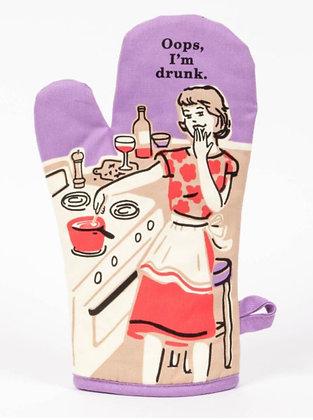 Drunk Oven Mitt
