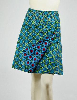 Chameleon Reversible Skirt by Apsara