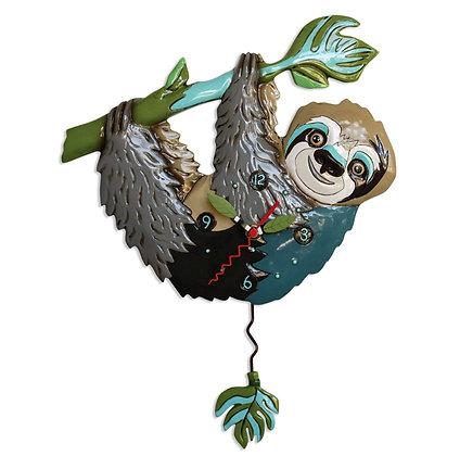 Sloth Pendulum Clock