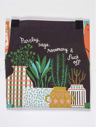Parsely and Sage Apron