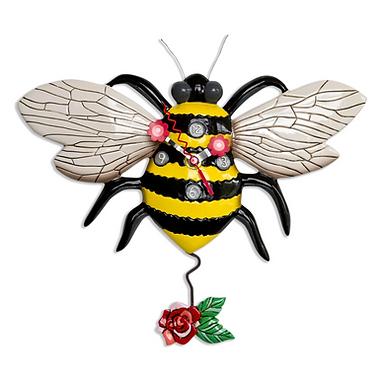 Bee Pendulum Clock