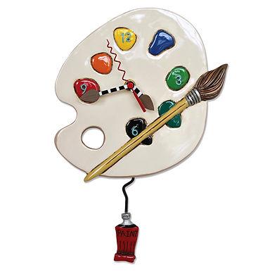 Pallet Pendulum Clock