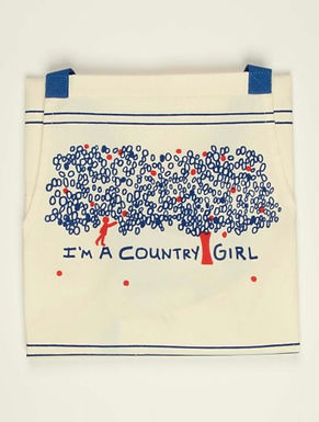 Country Girl Apron