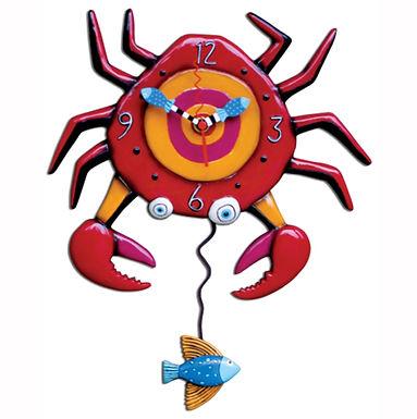 Crab Pendulum Clock