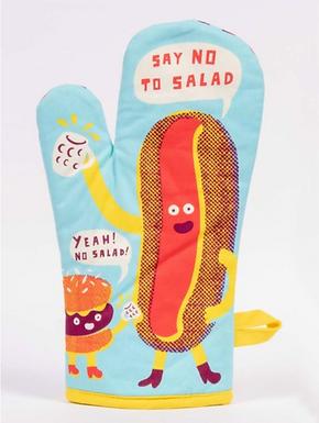 No Salad Oven Mitt