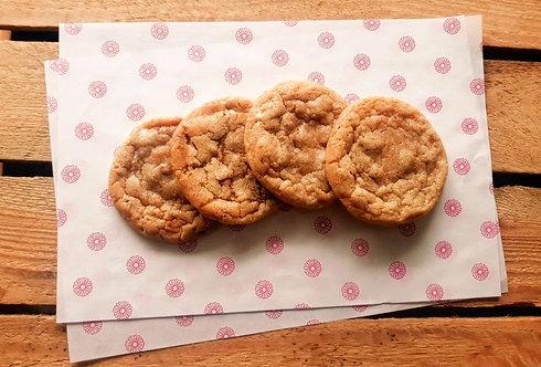 Double Biscoff Cookie