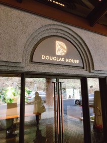 DOUGLAS HOUSE Rebranding
