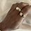 Thumbnail: טבעת וינטז מוזהבת