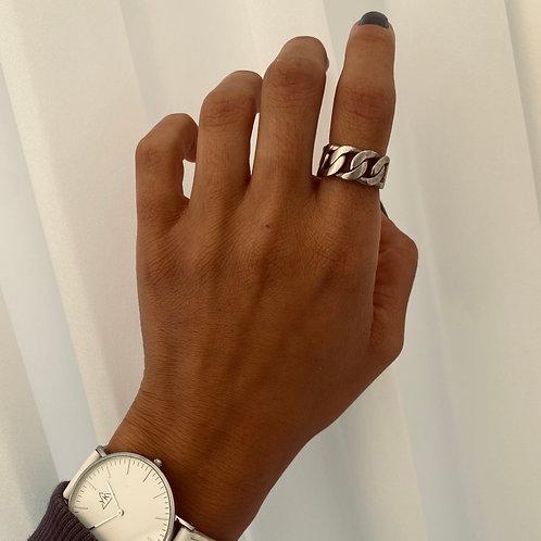 טבעת גורמט פתוחה