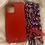 Thumbnail: סט סמארטפון אדום כחול xr וIphon 12