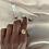 Thumbnail: טבעת צדף כסף אמיתי / מוזהב