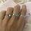 Thumbnail: טבעת חריטה פס פתוחה