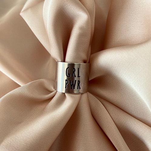 טבעת GRL PWR