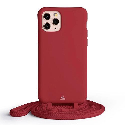סט סמארטפון אדום כחול xr וIphon 12