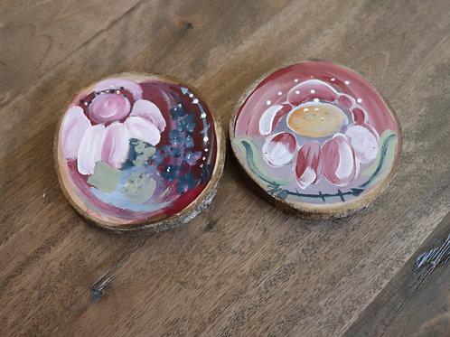 Fleurs A (2 pièces)