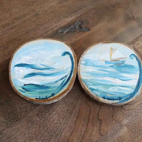 La mer est belle (2 pièces)