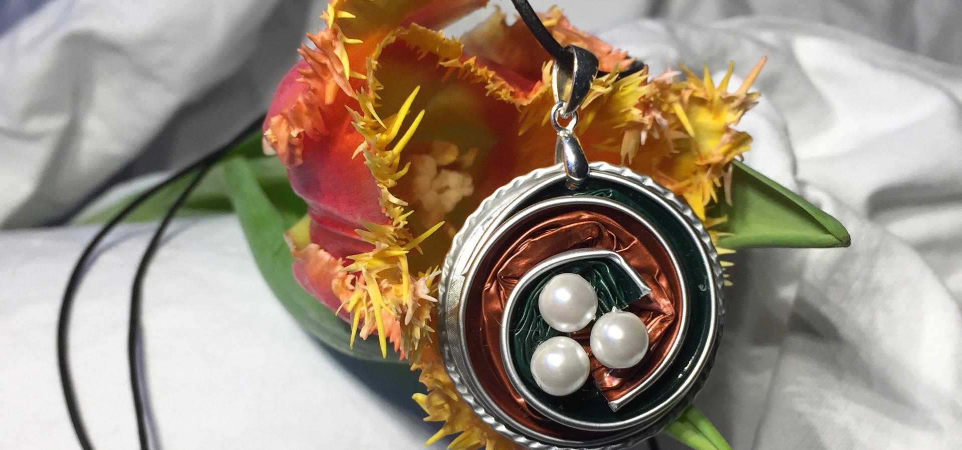 Perlen-Anhänger