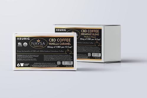 NEW!! CBD Coffee 30mgs
