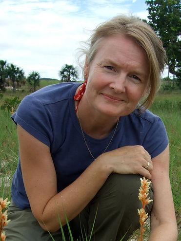 Ellen with Schiekia_Guyana cropped.jpg