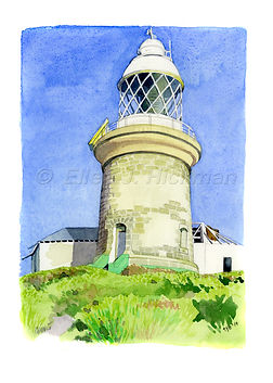 Lighthouse Breaksea Island_10x14_WM.jpg