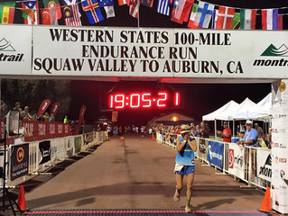 First 100-miler, First Western States and First LOVE