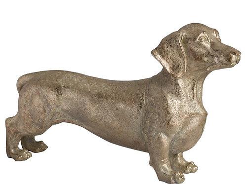 Accessories-  Kola The Dachshund Metallic Ornament