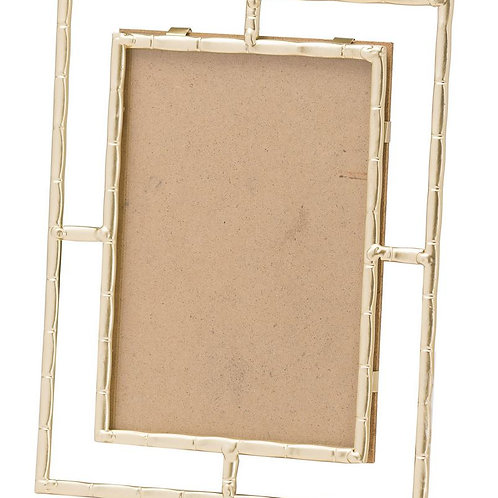 Gold Open Edge Photo Frame