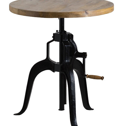Bachelor Collection - Adjustable Bar Bistro Table