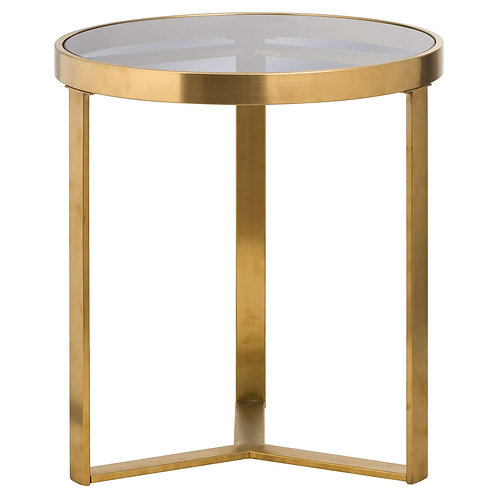 Gatsby Round Side Table