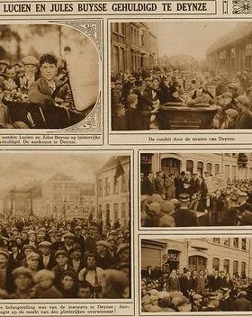 BUYSSE-Ons Land  31 juli 1926  pagina 3