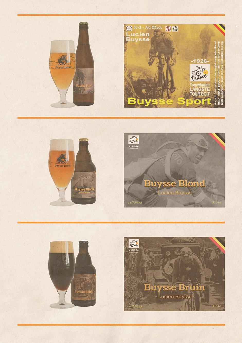 Buysse Beers