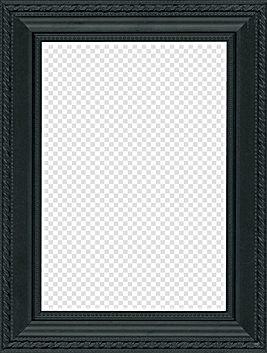 ekd-black-frame-black-wooden-frame-png-c