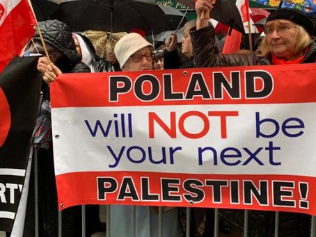 Nawet jeśli my Polacy jesteśmy obecnie narodem niewolników to nas jest dużo. (a to dopiero początek)