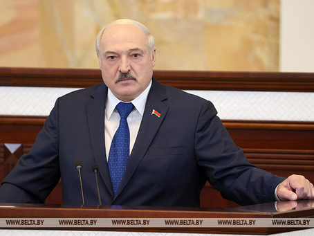 Łukaszenka do globalistów: próby destabilizacji sytuacji na Białorusi nie mają żadnego sensu.