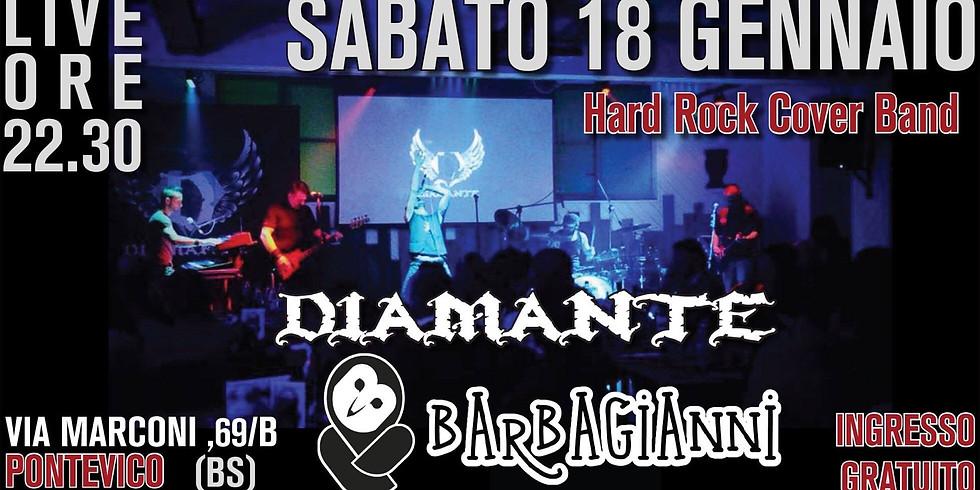 Diamante Live at BARBAGIANNI - Pontevico (BS)