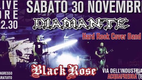 30 novembre 2019 - BlackRose Live Pub