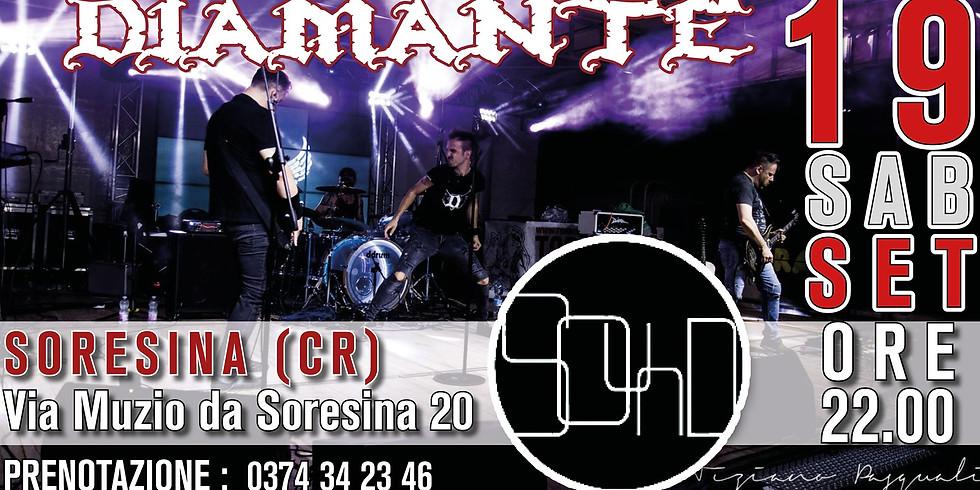 Diamante LIVE SOUND Soresina - CR