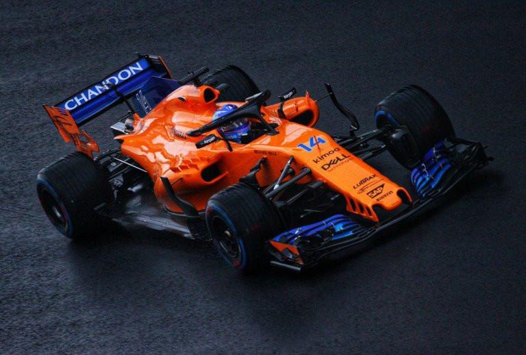 McLaren this season; having returned to proper Papaya when they left Honda for Renault