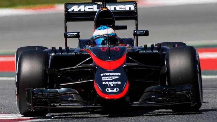 McLaren had a woeful Honda reunion; I doubt this car will be going near Fernando's Museum.