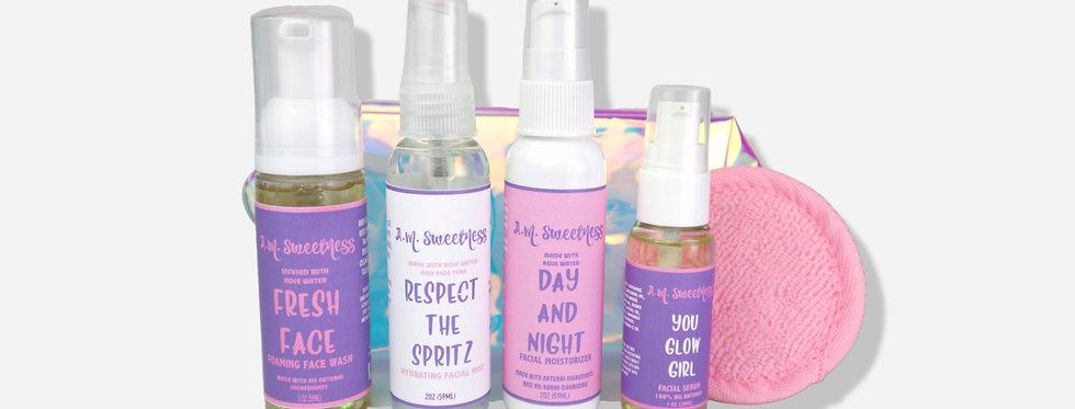 Rose Water Ultimate Skincare Kit