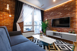 apartament, rzeszów, wnętrze, wynajem, mieszkanie, kopisto, new wave