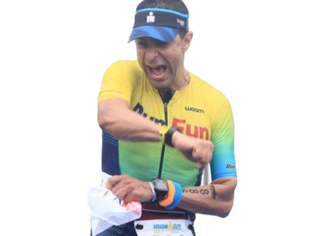 Rotina de Ferro Live - Com o executivo e triatleta Marcelo Arantes