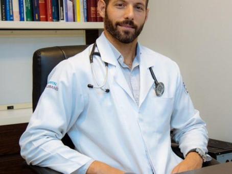 Rotina de Ferro Live - Com Dr. Henrique Grinberg, Cardiologista e Atleta