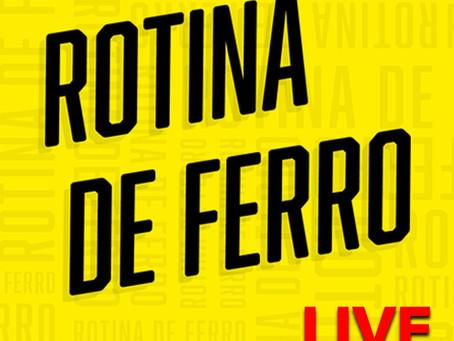 Rotina de Ferro Live - Com o treinador e empresário Mario Sérgio Andrade Silva (RunFun)