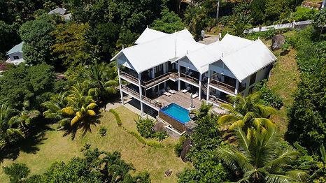 Coconut Climb, Seychelles.