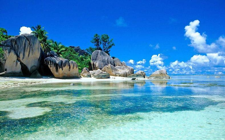 Mahe, Seychelles.