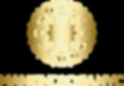 Mankind Yoga NYC logo in gold